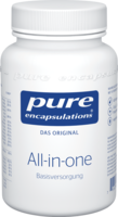 PURE ENCAPSULATIONS all-in-one Pure 365 Kapseln